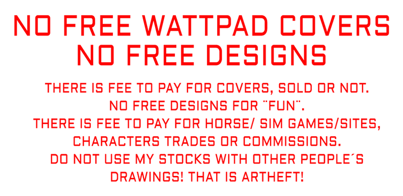 Wattpad covers are NOT FREE