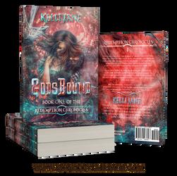 Godsbound Book cover