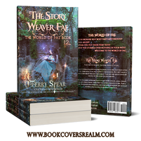 The Story Weaver Fae book cover