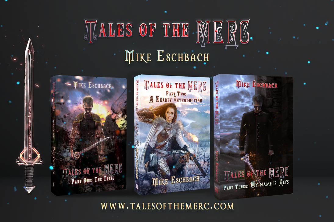 Tales of the MERC Series