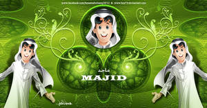 Hero Majid in Adventures On The Silk Road by HOS73