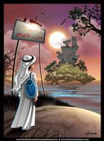 illustration 4 majid magazine by HOS73