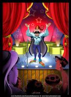 Magician amazing 4 majid magazine by HOS73