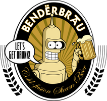 Benderbrau label by sircle