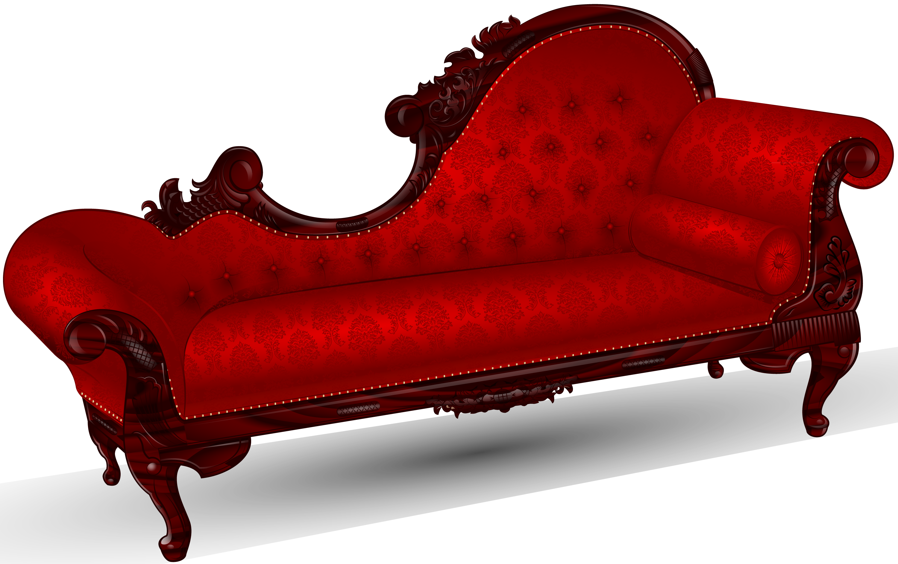 victorian fainting couch by sircle d2xlfbr 3000—1886
