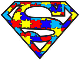 Superman Autism by sircle