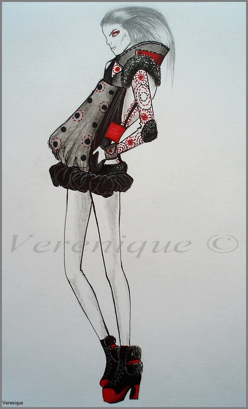 Clothing for fall and winter-1 by Verenique