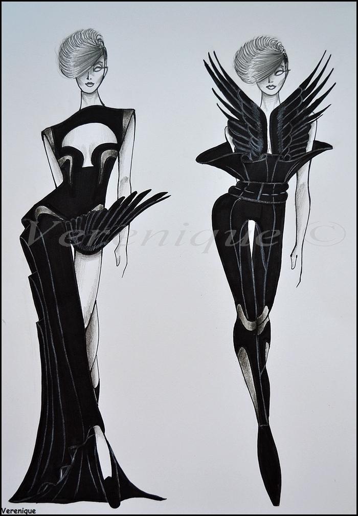 black avian collection 2 by verenique on deviantart. Black Bedroom Furniture Sets. Home Design Ideas