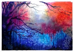 Autmn scenery II. by Verenique