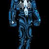 .Black Spidey. by oyr2up