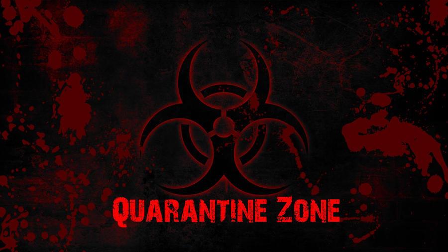 Source URL  http   quarantine-zone deviantart com art QUARANTINE-ZONE    Quarantine Definition