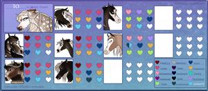 CW   Io   Heart Chart by tsukki-ren