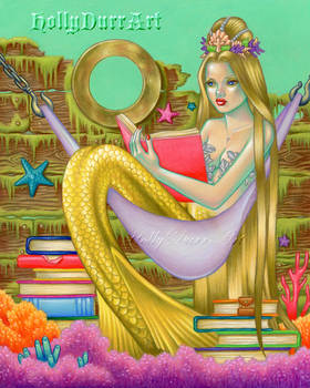 Mermaid Reading