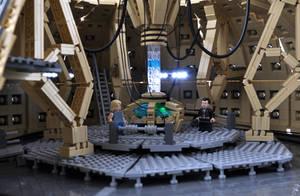 LEGO TARDIS Console Room