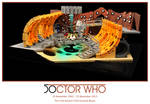 11th Doctor's LEGO Console Room 01