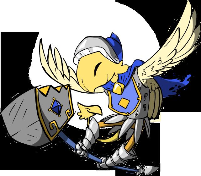 Angel Cleric by Bigbrain446
