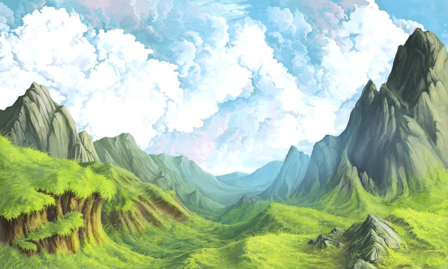 Cloudy by Unicornya