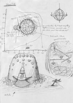 Vayrolith- Sketches
