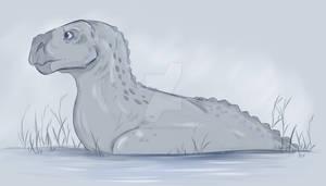Tenontosaurus the Isle