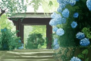 Hydrangea Sanctuary