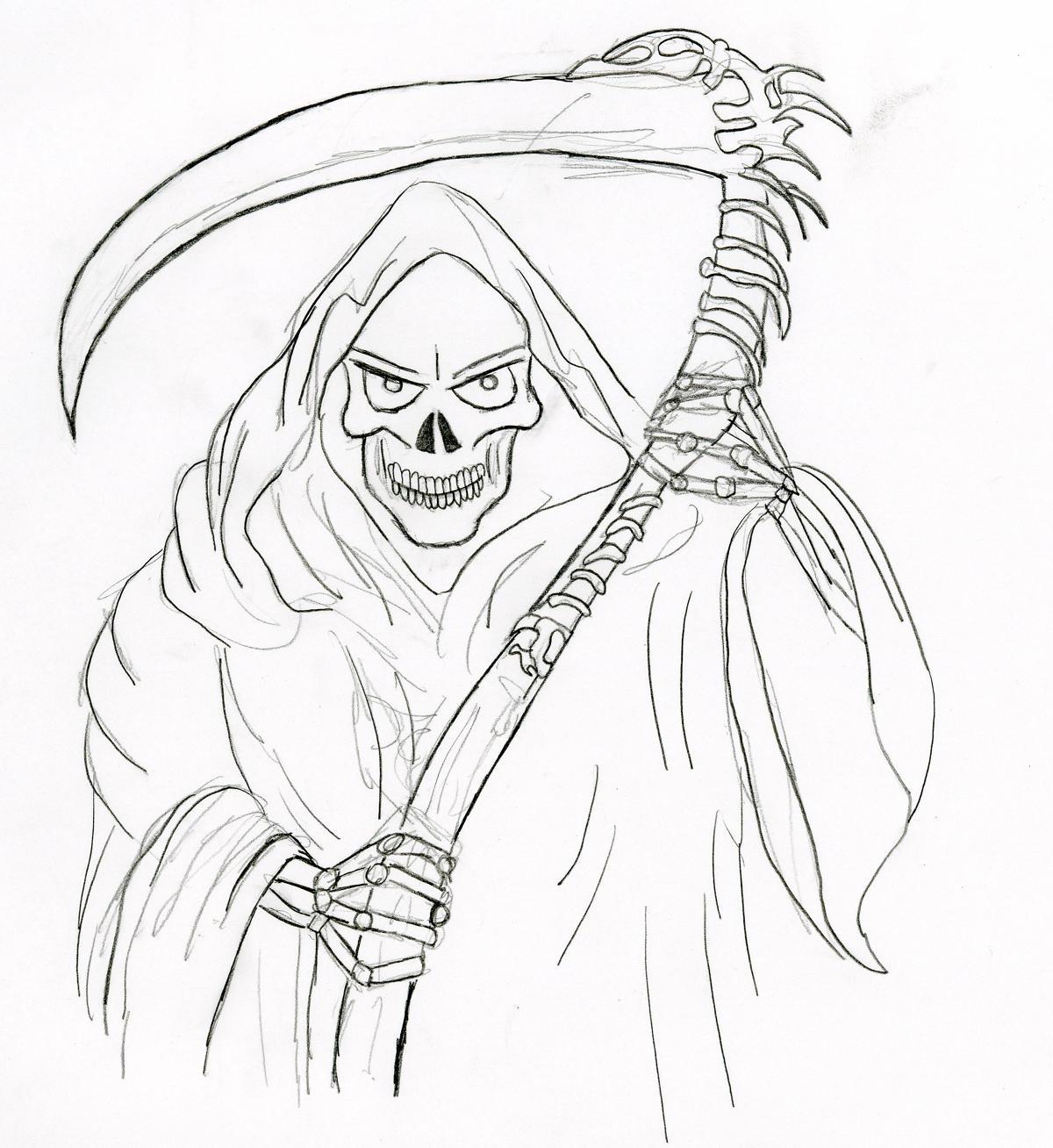 grim reaper by xxfade2blackxx grim reaper by xxfade2blackxx