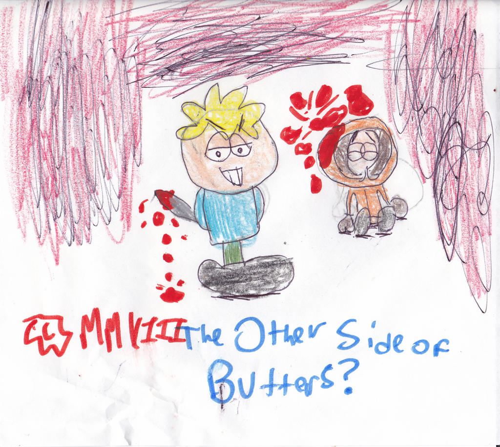 The Other Side of Butters? by A-R-T-Q-U-E-E-N7227