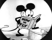 Mickey in 1928 by A-R-T-Q-U-E-E-N7227