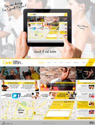GoodLiftin - Health and fitness trainers