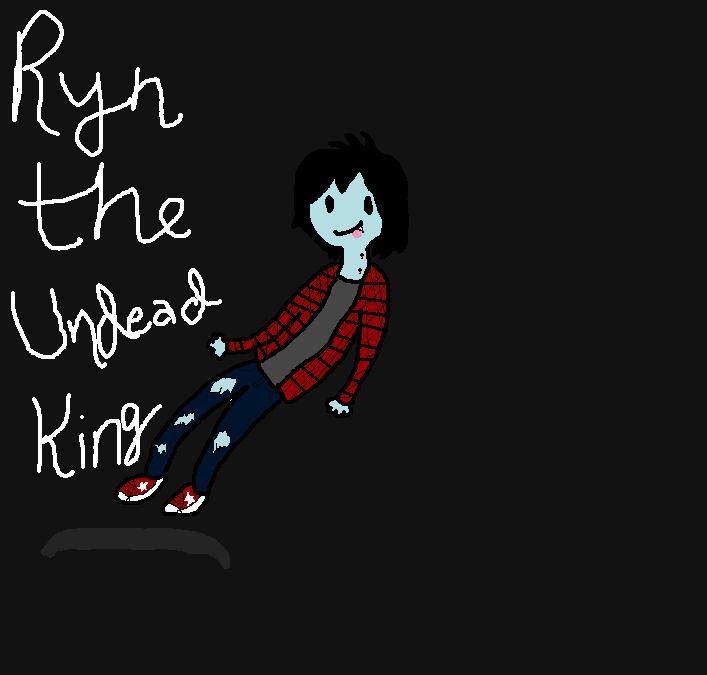 Ryn The Undead King by babybee1