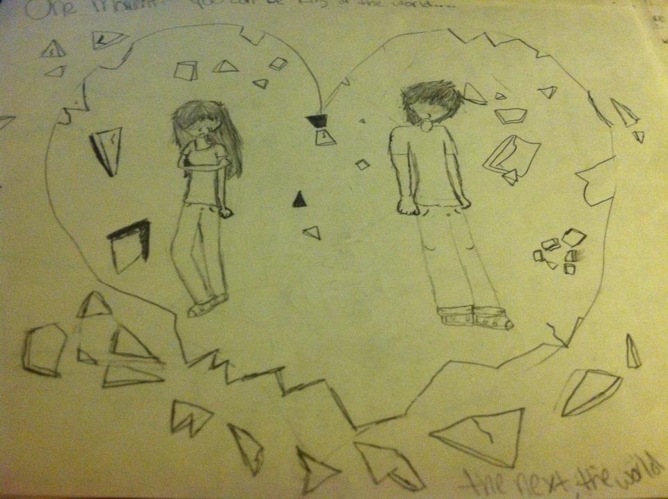 Love: Falling apart by babybee1