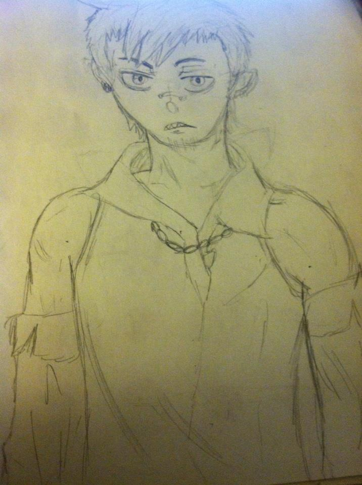 Giriko~For TheLunarAngel ~ by babybee1