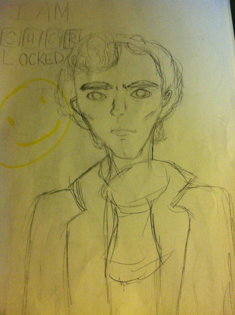 SherLock Holmes by babybee1