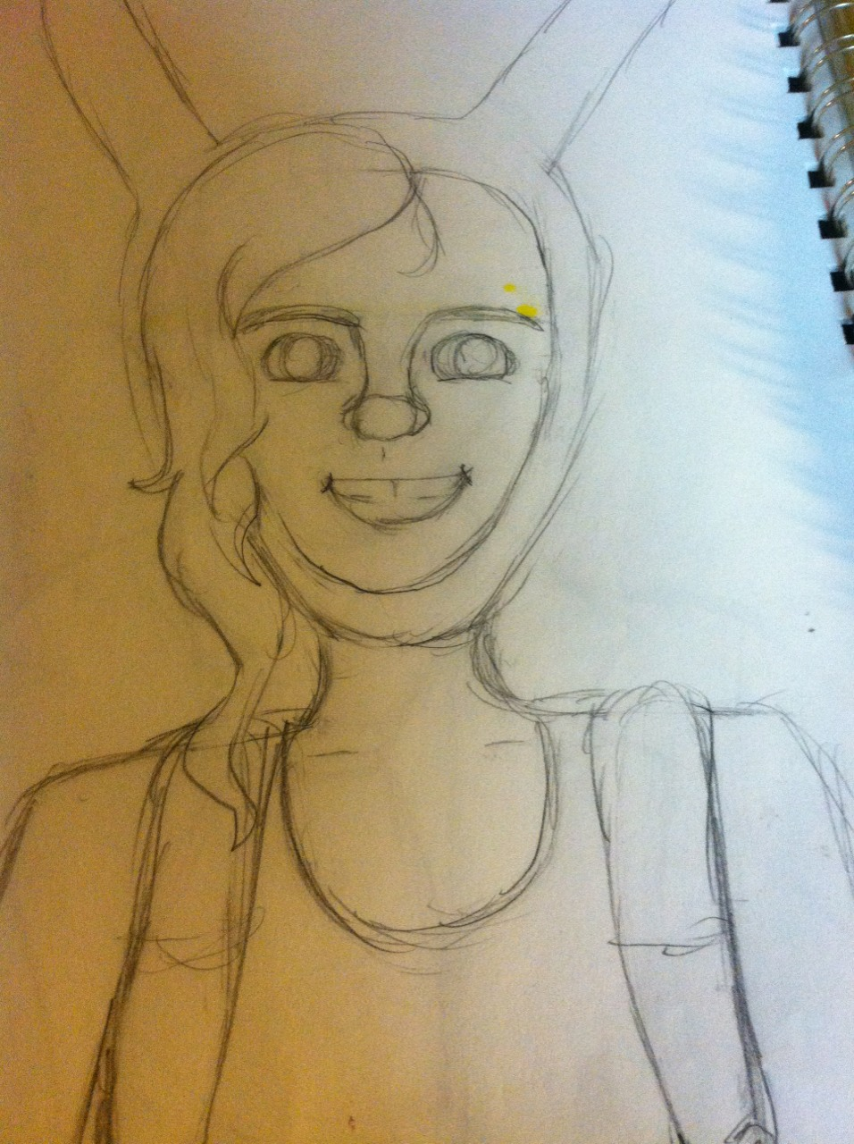Realistic Fionna by babybee1