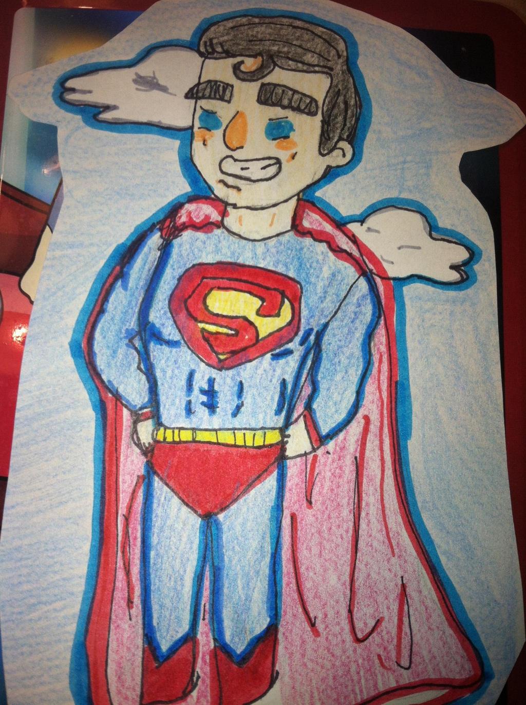 Superman by babybee1
