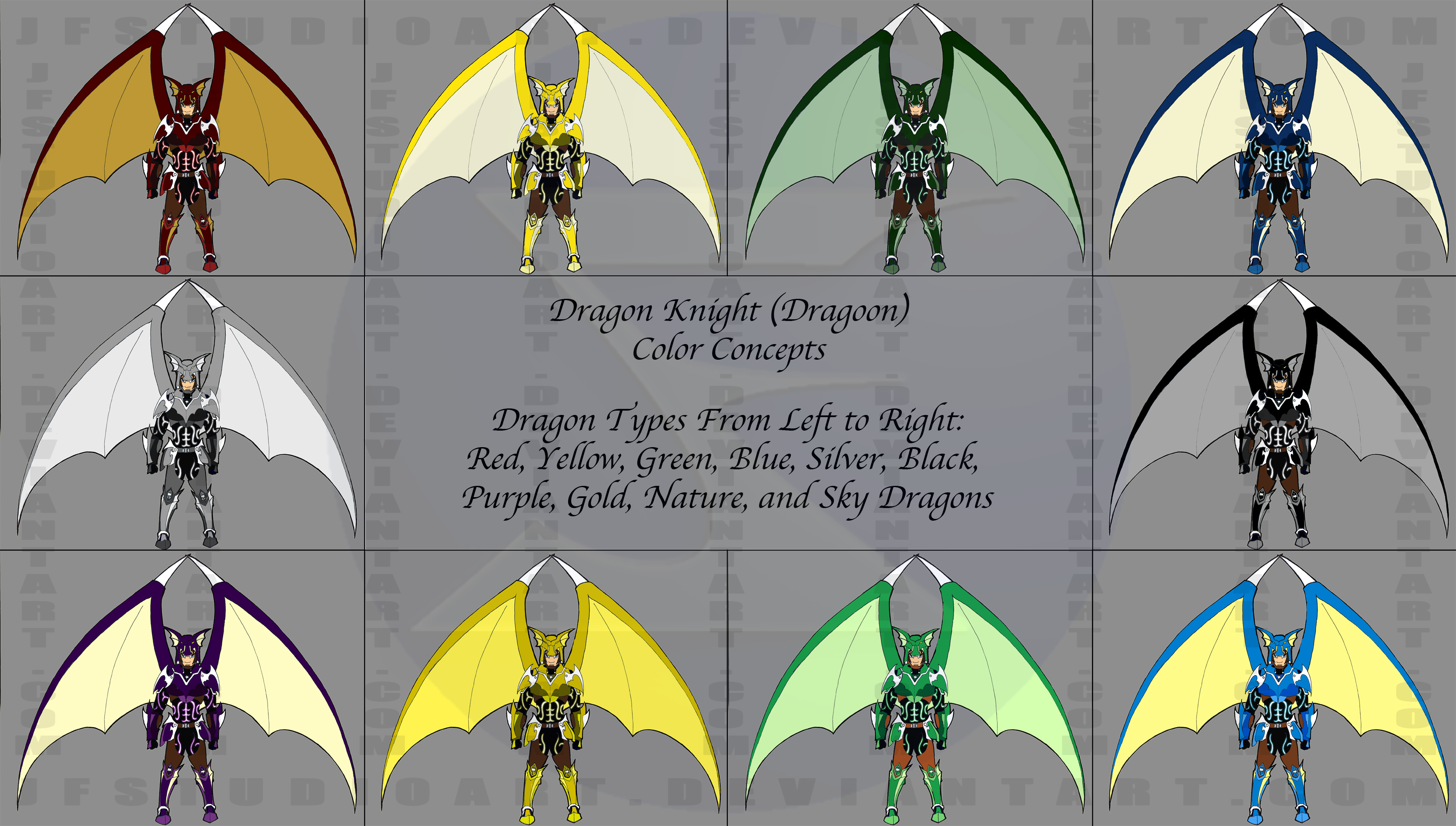 dragoon spirit surge armor by jfstudioart on deviantart