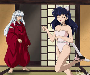 Kagome Finally Snaps