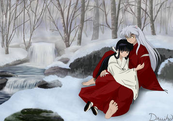 Winter Calm by druihd