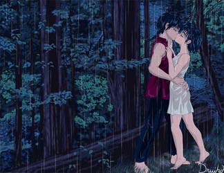 Warm Rain by druihd