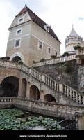 Castle Background Stock