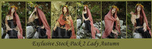 Lady Autumn Exclusive Stock Pack 2