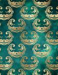 Treasure Sea - Damask paper pack - FREEBIE by MoonlightCreationsFr