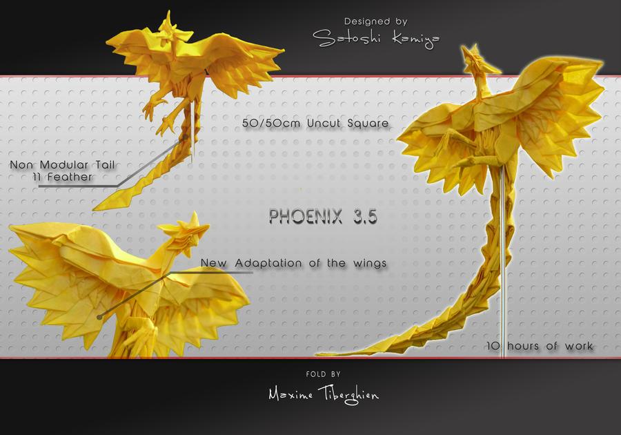 Phoenix 3.5 Origami by NeptuneMOD