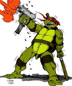 TMNT Don-Comic Ver.