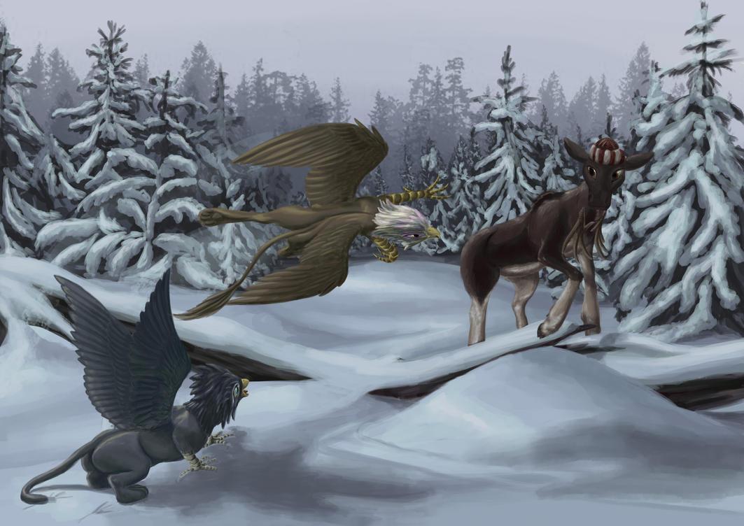 Run! by KirillK