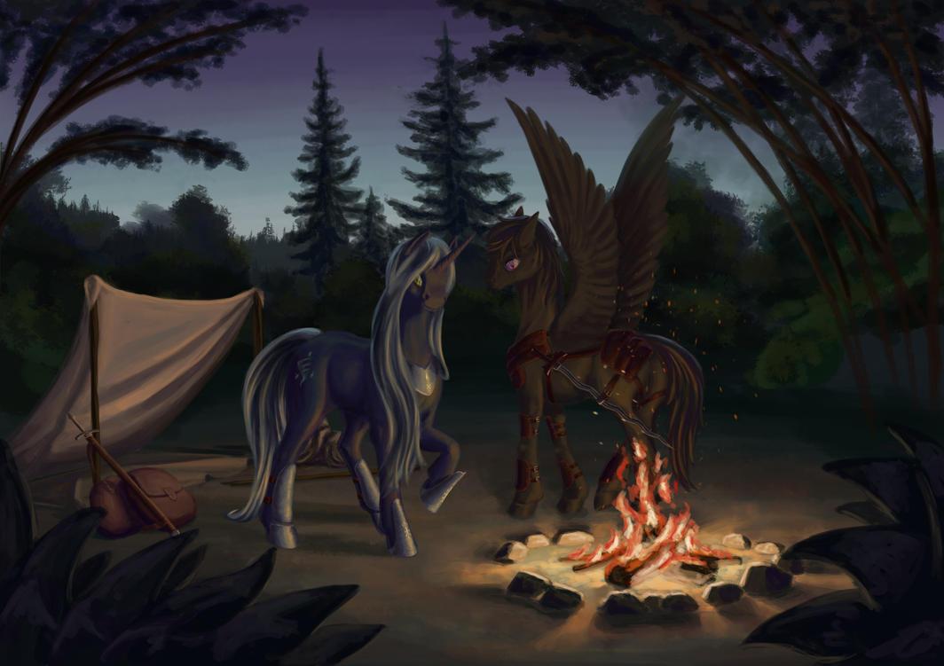 Patrol of the Everfree by KirillK