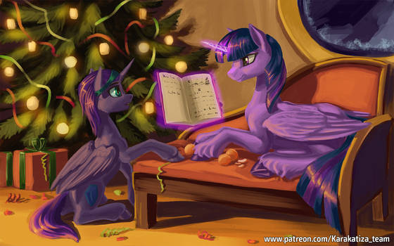 What will happen next, Twilight?
