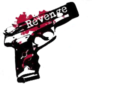 Tattoo Design 'Revenge' by morganblind