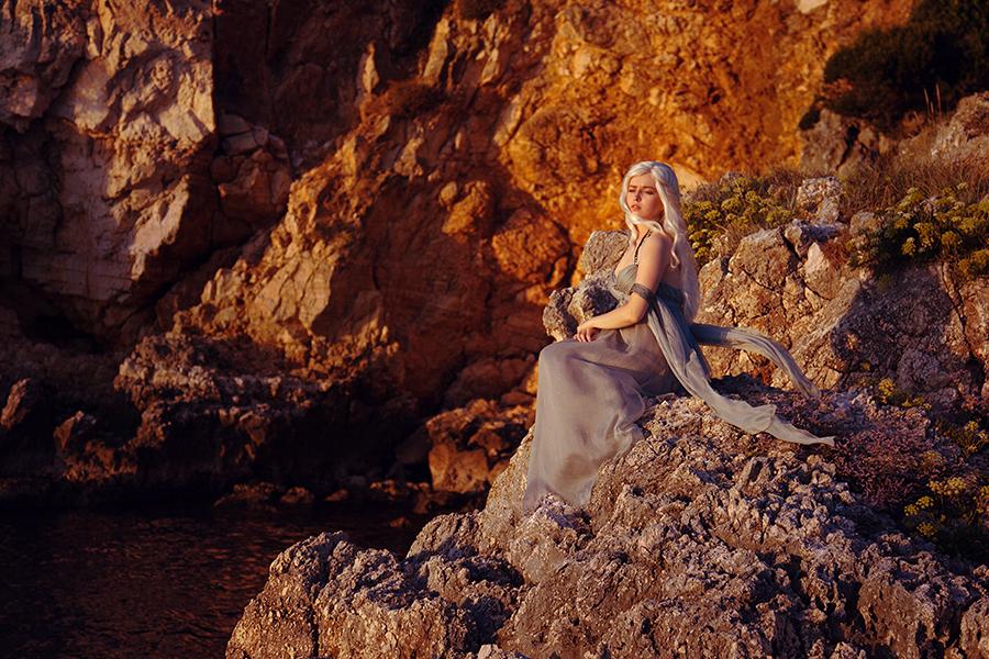 Daenerys-wedding dress by RiHarusame