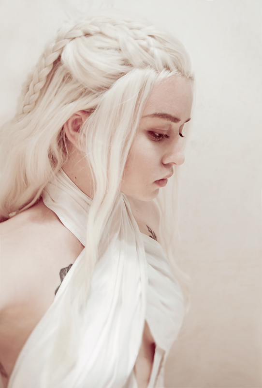 daenerys season 5 dress by RiHarusame