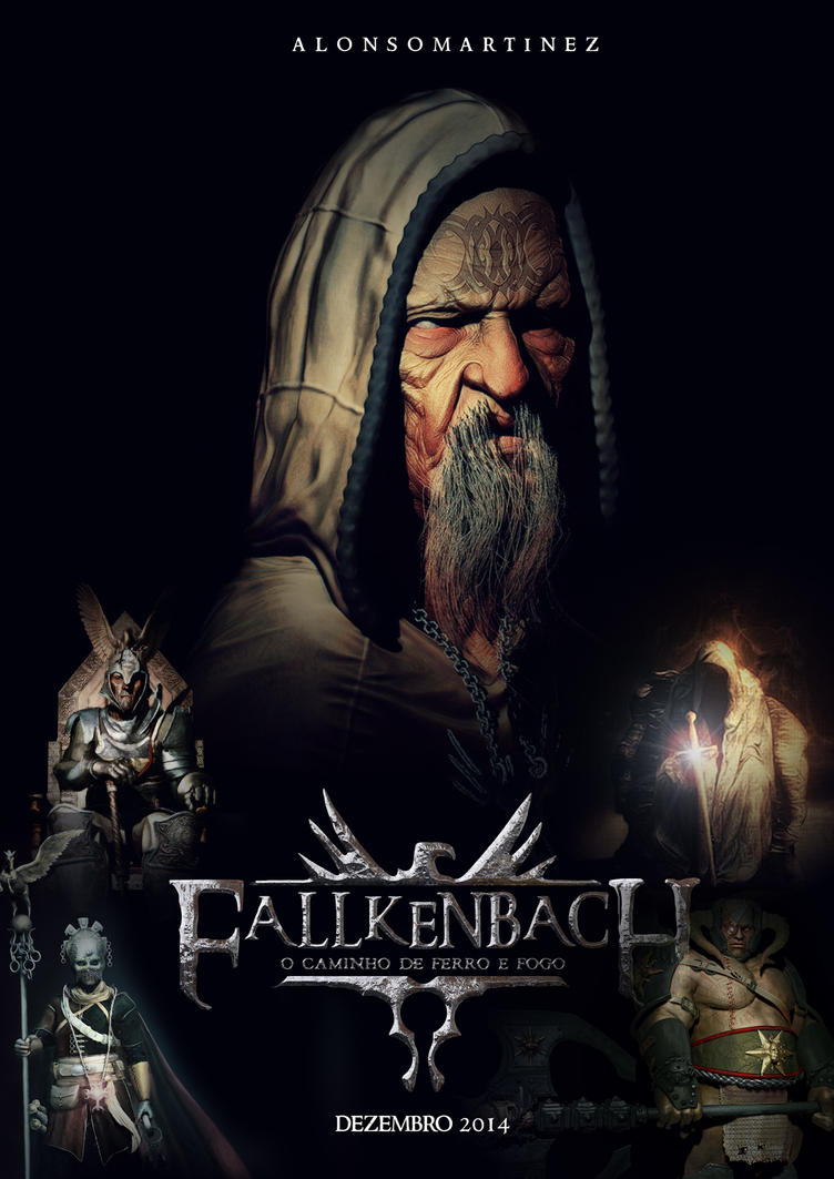 FallkenBach rpg poster by alonsomm